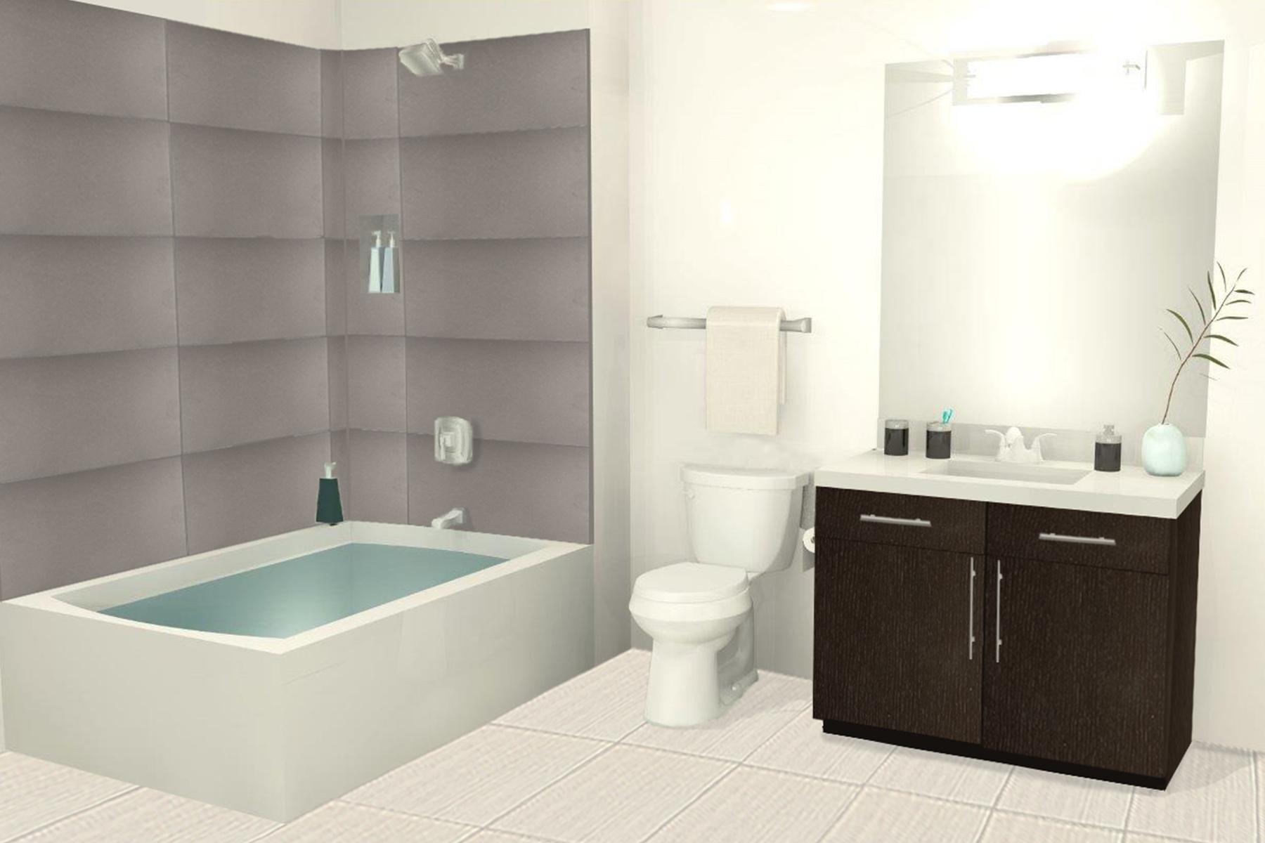 Exquisite Bathrooms